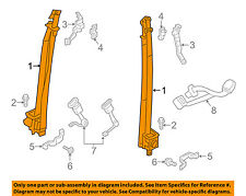 NISSAN OEM 16-18 Titan XD Front-Outer Belt Assembly Right 86884EZ28B