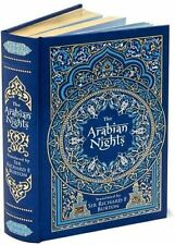 The 1001 Arabian Nights Barnes Noble Leatherbound Classic Leather Burton Leather