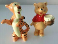 Walt Disney Figure Pooh Bear and Tigger - Japan
