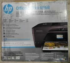 Hp officejet pro 6968 all-in-one wireless printer*LOWEST PRICE*NO TONER/INK