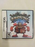 Robocalypse (Nintendo DS, 2008) Complete VG RARE FREE S/H TECMO