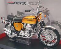Aoshima 1/12 Scale Model Motorcycle 1043092500 - Honda CB750 Four - Golden