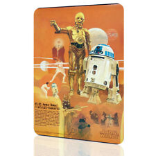 METAL SIGN STAR WARS R2D2 Collectors 04 Exclusive Poster Decor Wall Art Home