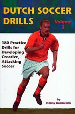 Dutch Soccer Drills Volume 3 - Book