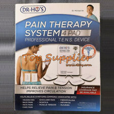 Dr. Ho's Pain Therapy System 4 Pad Professional T.E.N.S Device