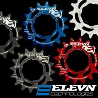 Onyx Aluminum Bike Cog 3//32 17t Black