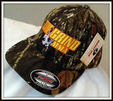 THE GRIND MMA FITNESS CAMOUFLAGE MOSSY OAK ADVANTAGE SERIES ADULT FLEX FIT CAP