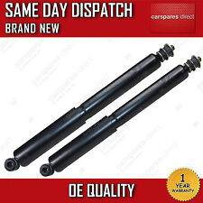TOYOTA PREVIA LUCIDA ESTIMA 2.2 2.4 X2 PAIR OF REAR SHOCK ABSORBERS 1990>2000