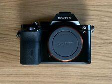 Sony Alpha a7R 36.4MP Mirrorless Full Frame Digital SLR Camera + Extra Batteries