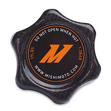 Mishimoto Carbone Fibre 1.3 bar HIGH PRESSURE RADIATOR CAP-Small