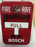 BOSCH FMM-100SATK SINGLE ACTION MANUAL PULL STATION, RED