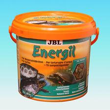 JBL Energil Leckerbissen Sumpf- und Wasserschildkröten ganze Fische, Krebse 2,5L