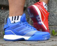 Adidas TMAC Millennium Boost™ Herren Basketball Schuh Sneaker Shoes Men rot blau