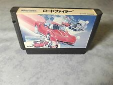 ROAD FIGHTER NINTENDO FAMICOM NES 8 BIT GIAPPONESE JAP JP NTSC-J IMPORT LOOSE