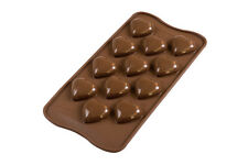 SILIKOMART stampo in silicone per cioccolatini forma di cuore 3D My Love amore