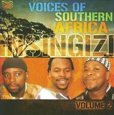 Insingizi-V 2: Voices Of Southern Africa CD NEW
