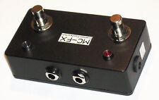 MC-FX Compact Dual Footswitch With LEDs - Amp Switch