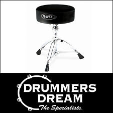 MAPEX T760A CLOTH TOP ROUND DRUM THRONE/STOOL *BRAND NEW* Pro Drummers Stool