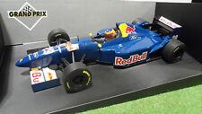 F1 SAUBER FORD C15 HERBERT #14 1996 RED BULL 1/18 MINICHAMPS 180960014 voiture