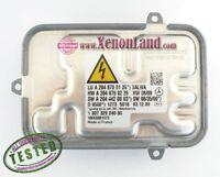 Mercedes C-Klasse W204 Xenon Steuergerät Vorschaltgerät AL 1307329239 1307329240