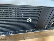 HP Z620 Workstation Gaming PC Xeon 12C 2X  E5-1650 V2 3.5GHZ 64GB K4000 SSD 256