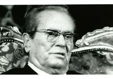 JOSIP BROZ TITO PHOTO DE PRESSE