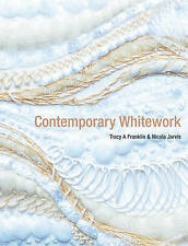 Contemporary Whitework Tracy Franklin Jarvis Broderie Anglaise ThreadWork Shadow