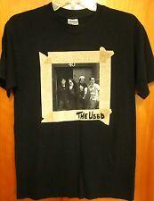 THE USED small T shirt Taste of Chaos tee 2005 tour Bert McCracken punk rock