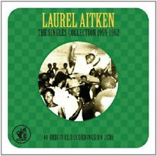 Laurel Aitken The Singles Collection 1959-1962 2-CD NEW SEALED Ska