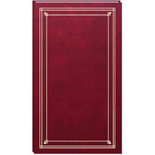Pioneer JPF-46 Fold Out Photo Album Burgundy (Same Shipping Any Qty)