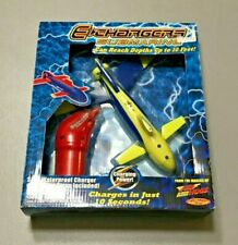 NEW 2001 Air Hogs Pressure E Charger Submarine Spin Master Toy Hydronaut