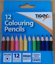 High Quality 12 magnificent colouring Pencils