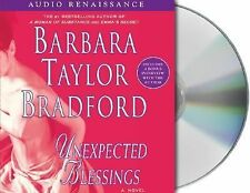 Barbara Taylor Bradford Unexpected Blessings  audiobook