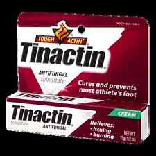 Tinactin 1% Antifungal Foot Cream 15gm Athletes
