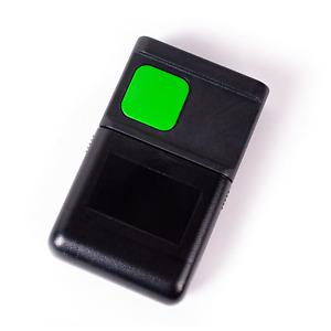 Tormatic Handsender S41-1 mit grüner Taste 40.685 MHz UKW  Toröffner, Tormatic