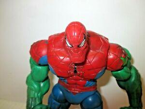 Spider-Hulk PARTS  (loose) Marvel Legends (2006) Toy Biz