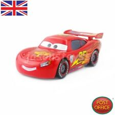 Mattel  Disney Pixar Cars 2 No.95 Lightning McQueen Toy Car 1:55 Loose New