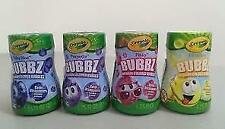 Bubbz 1.25 Oz. Colored Outdoor Bubbles - Assorted Colors - Buy More Save More