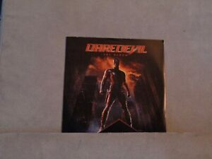 NO CASE CD: DAREDEVIL MOVIE SOUNDTRACK CD 2002 WIND-UP RECORDS MARVEL 5105182000