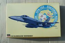 Hasegawa Hornet F-18c golden dragons indepence  sp68:5800