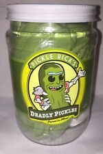 NYCC Exclusive Funko Pop Pickle Rick and Morty Deadly Pickles Tee Shirt 2XL XXL