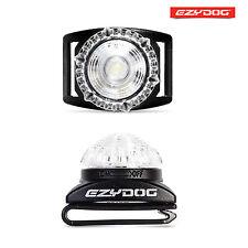 EzyDog Adventure Lights Flashing Dog Safety Light - Choice of Colours White
