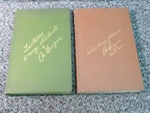 Lectures To My Students C H Spurgeon 1st Series 1875 & Second Series 1877