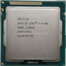Intel Core i7-3770K 3.5GHz Quad-Core 8M 5GT/s Lga 1155 CPU 77W od34