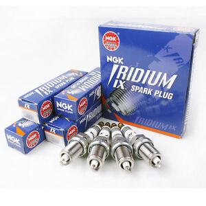 NGK Iridium Spark Plugs IFR7X7G x 4 OPEL ASTRA Holden BARINA Cruze 11~17 1.4L