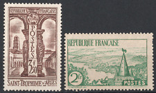 TIMBRES FRANCE Année 1935 n°301/302 NEUF**