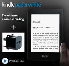 "Amazon kindle paperwhite 6"", (212ppi), wifi, next gen built-in light, 6th gen."