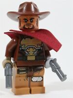 LEGO OVERWATCH MCCREE MINIFIGURE FIGURE 75972 - GAME GAMING CHARACTER