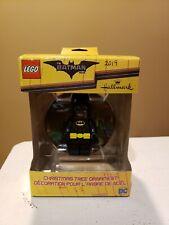 "2019 Hallmark Christmas Ornament ""BATMAN LEGO""  Special Box"