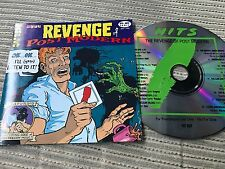 V/A REVENGE POST MORTEN CD USA PROMO INDIE ROCK GOTH GARAGE CRAMPS PETER MURPHY